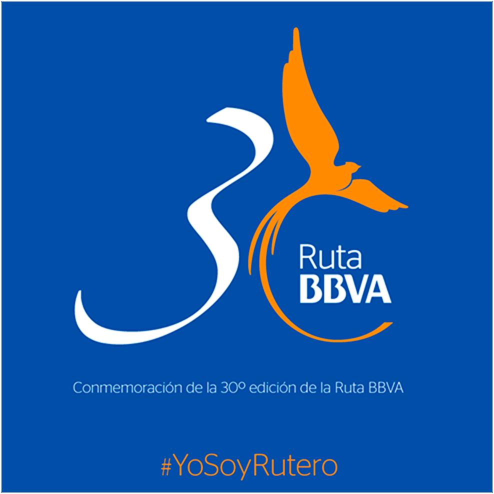 RutaBBVA: 30th anniversay