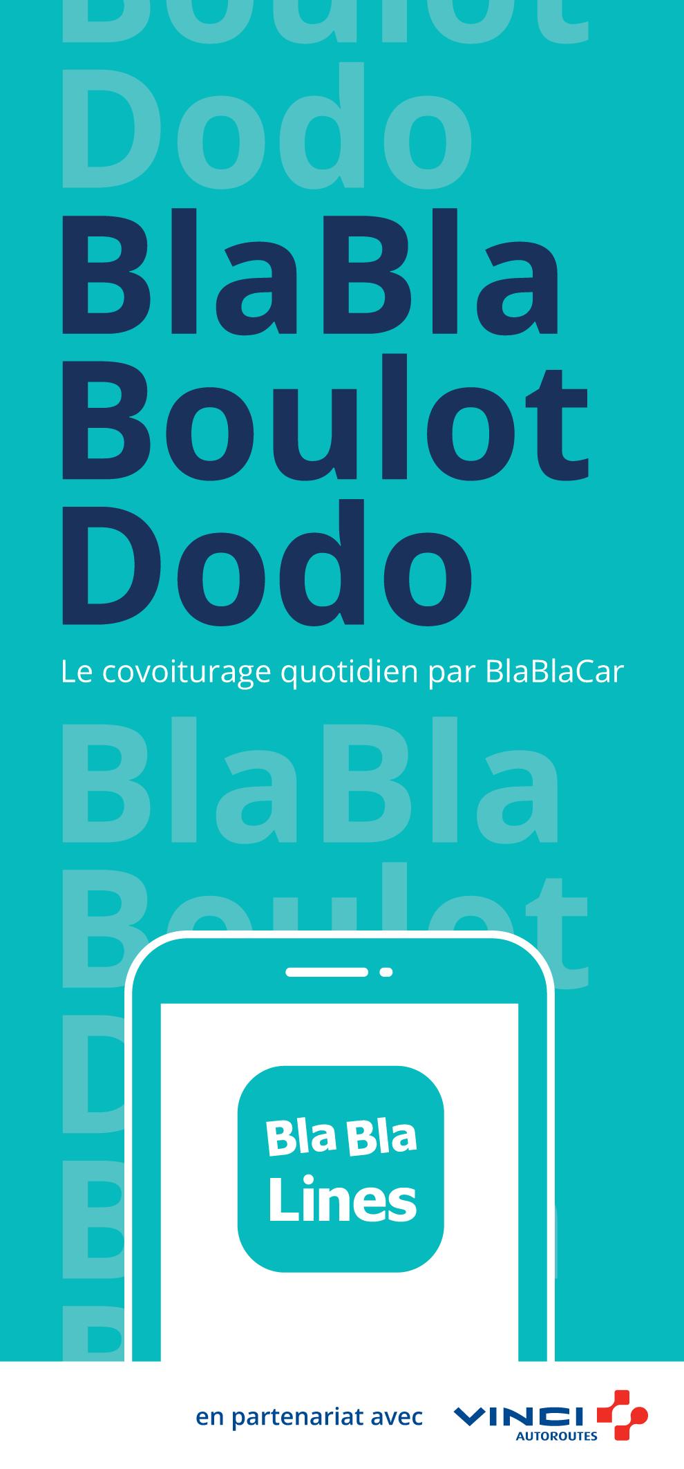 BlaBlaCar : BlaBla.Boulot.Dodo