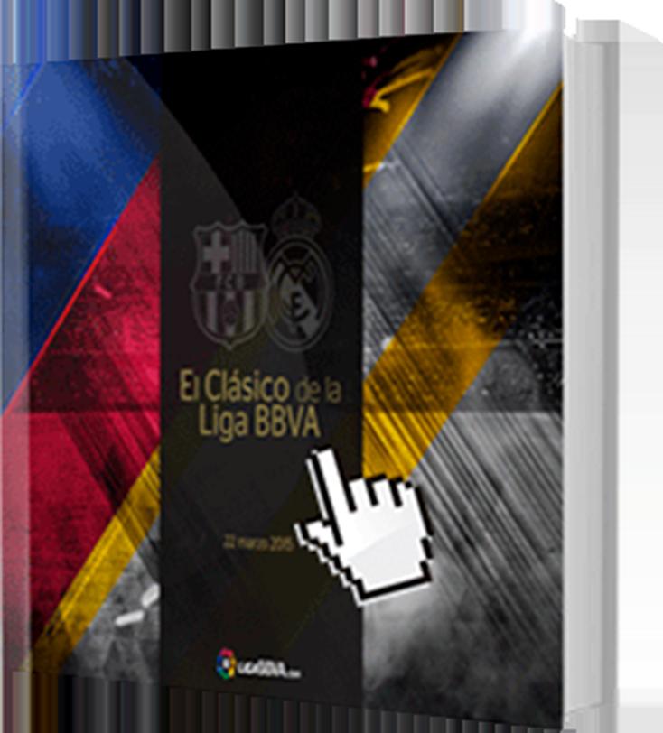 'El Clásico de la LigaBBVA' Season 14-15
