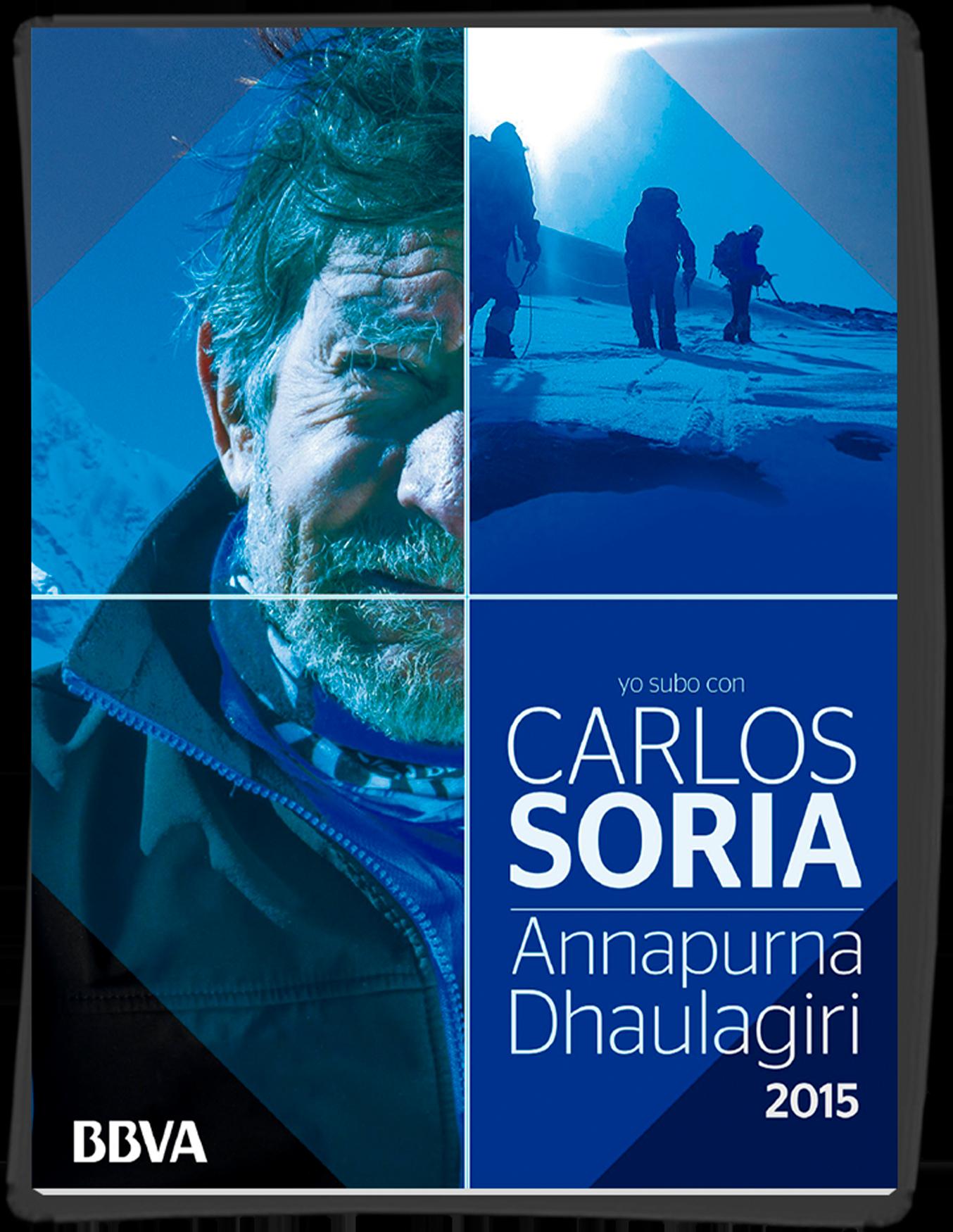 Yo Subo con Carlos Soria: Dossier
