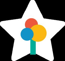 Pinakes: Star Logo (Isotipo)