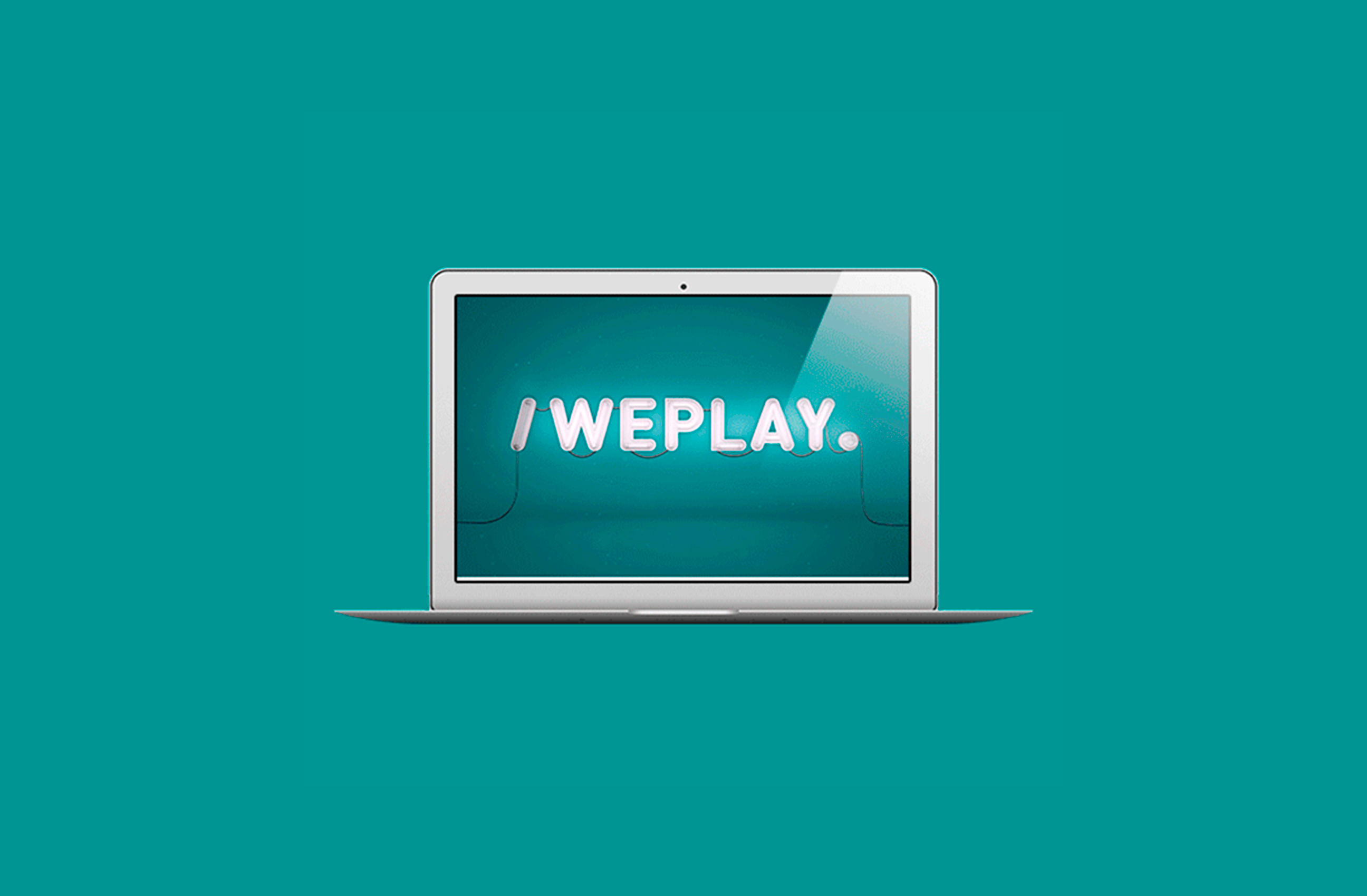 /WEPLAY. Dale play a tus redes